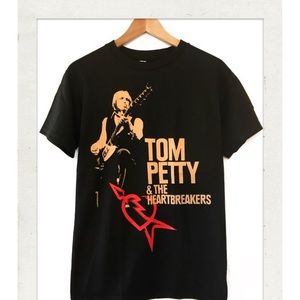 Shirts - Tom Petty and The Heartbreakers t shirt
